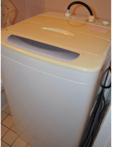 1.6Cu.ft Haier portable washer $250