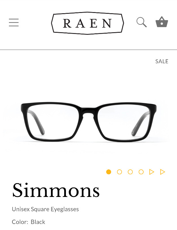 c32b8a7fe7 Raen Simmons Sunglasses for sale - RedFlagDeals.com Forums
