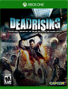 Wanted all of the deadrising games 1 to 4 !