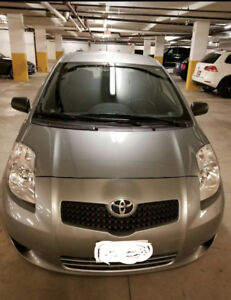 2008 Toyota Yaris Hatchback - 2 door- CLEAN