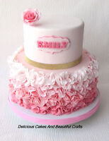 Delicious Custom Cakes and Cupcakes