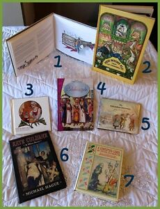 TIMELESS TALES, CHRISTMAS BOOKS, & PICTURE BOOKS FOR KIDS
