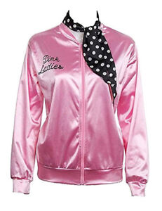 Wanted pink ladies grease jacket