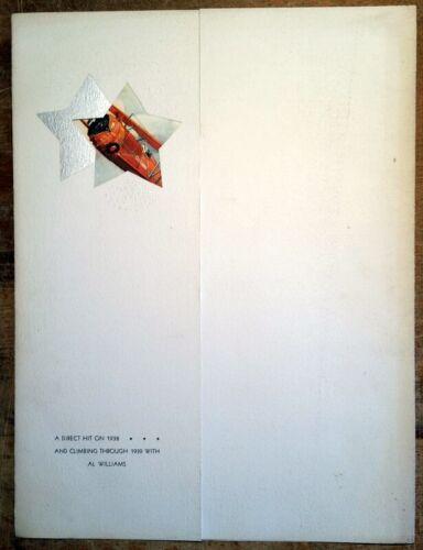 A Direct Hit on 1938 Climbing Through 1939 AL Williams Grumman GulfHawk Print
