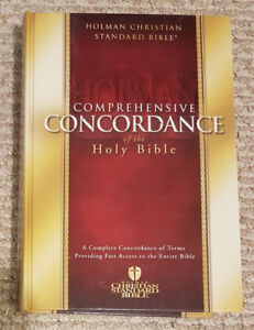 Comprehensive Concordance of the Holy Bible.