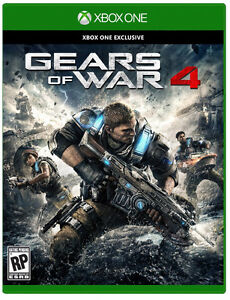Gears of War 4 XB1!!! NEW AND UNOPENED