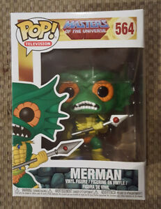 Pop Funko Vinyl Mer Man Masters of the Universe