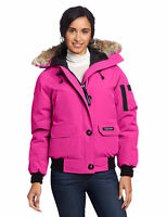 Womens size large pink chilliwack Canada Goose
