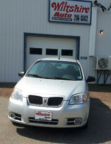 FOR SALE 2010 Pontiac G3.. Only 119372kms.