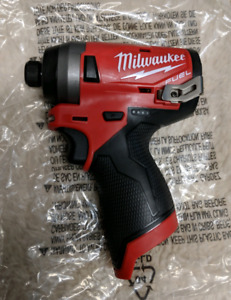 Milwaukee Fuel Impact Driver (BRAND NEW)
