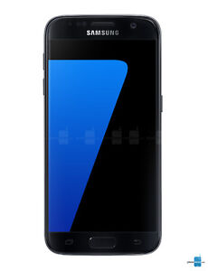 Mint Condition Black Samsung S7  32 gb with Extended Warranty