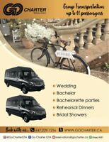 Wedding Shuttle Service