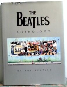 THE BEATLES ANTHOLOGY HARDCOVER BOOK 368 PAGES