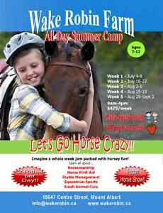 Summer Riding Camp!!