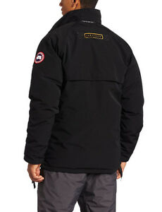 CANADA GOOSE CONSTABLE PARKA XXL BLACK Kitchener / Waterloo Kitchener Area image 1