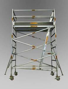 Synergy Scaffolding Aluminium – (Dimensions: 1.3m x 2.0m x 3.0m) Revesby Bankstown Area Preview