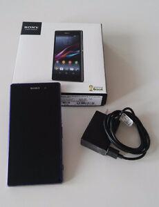 Sony xperia Z1 Rogers (Waterproof)