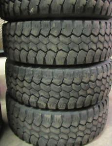 LT275/70/18 Light Truck Tires at 75-85% tread 4 TIRES Nitto HD G