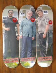Trailer Park Boys  X  Baker Skateboards Complete Set