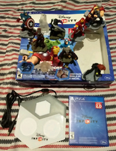 PS4 Disney Infinity - Marvel