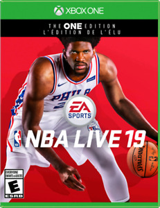 Looking To Buy NBA Live 19 XBOX One