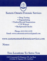 Eastern Ontario Forensic Services