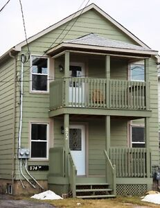 One Bedroom Upstairs Apartment Available March 1st