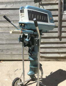 4 great old outboard motors for sale..take one or all!