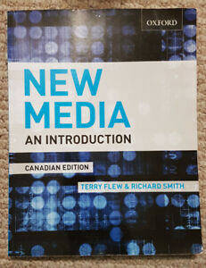New Media: An Introduction - Canadian Edition.