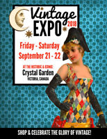 VINTAGE EXPO 2018 - The Most Anticipated Event of the Year!