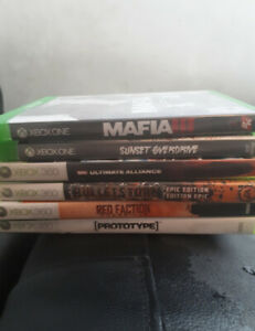 Cheap xbox 360 and xbox one games
