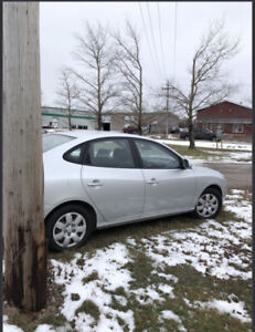 '09 Hyundai Elantra great condition eager to sell