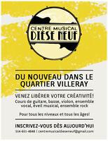 Centre musical Dièse neuf