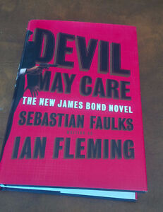 Devil May Care, New James Bond Novel