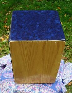 Cajon: 3n1 cajon 3 playing surfaces Tunable snare n tribal sides Cambridge Kitchener Area image 2
