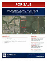 Strathcona County Industrial Land for Sale