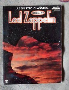 Led Zeppelin,Steve Miller guitar sheet music