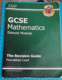 GCSE mathematics Edexcel modular.the revision guide.foundation level