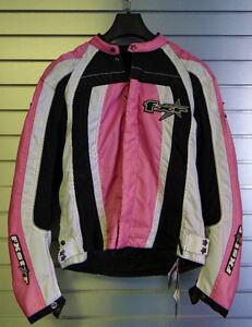 FXR Nitro Ladies Motorcycle Jacket NEW $179
