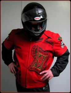 """ EVOS and HJC Helmets - Joe Rocket Ballistic - Jacket - Pants"""