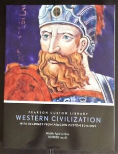 Western Civilization - Middle Ages to 1800 - HISTORY 1201H