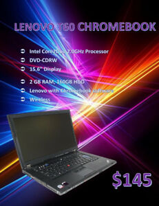FALL SALE - Windows 10 and Chromebook laptops starting @ $145