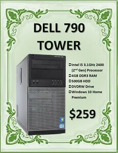 Blow Out Sale – Windows 10 Desktops Starting @ Only $94! Cambridge Kitchener Area image 4