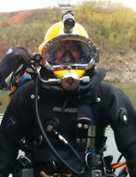 COMMERCIAL DIVERS FOR HIRE