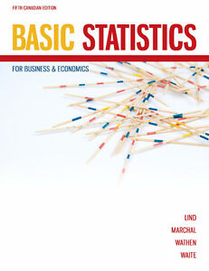 MA1670: Basic Statistics for Business and Economics