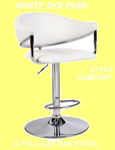 ADJUSTABLE HEIGHT SWIVEL BAR STOOL WITH CUSHION $139.99 ONLY Oakville / Halton Region Toronto (GTA) image 2