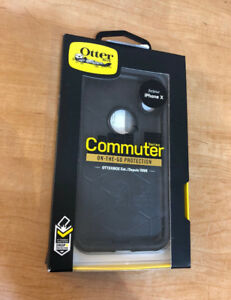 iPhone X Otterbox Commuter Case Two Layer Brand New in Box