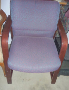 Office, visitor chair, very good condition