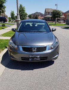Very low kms beautiful 2008 Honda Accord LX Sedan