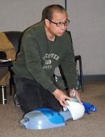 Red Cross First Aid/CPR courses - ASAP!!!